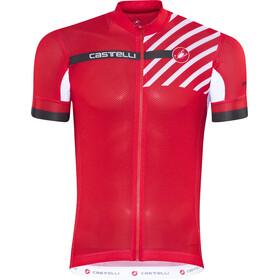 Castelli Free Ar 4.1 Bike Jersey Shortsleeve Men red